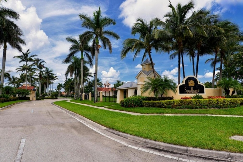 Sandhurst at Jog Estates - Boynton Beach, FL