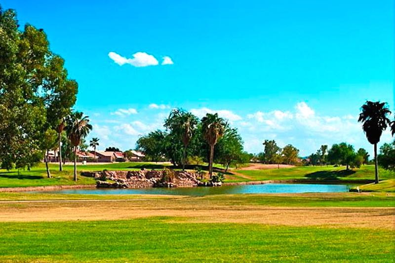 18-Hole Executive Golf Course