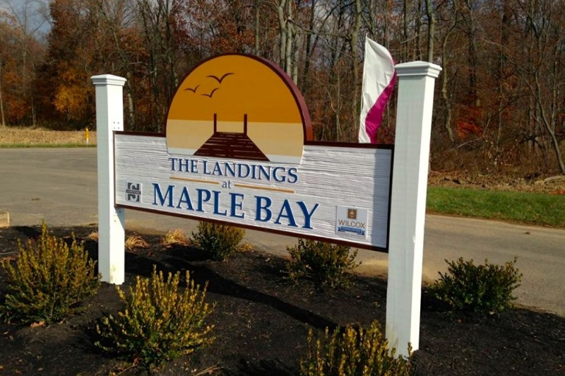 The Landings at Maple Bay - Hebron, OH