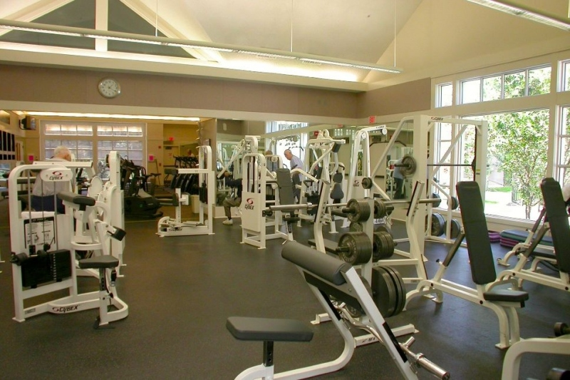 Oakridge Fitness & Wellness Center