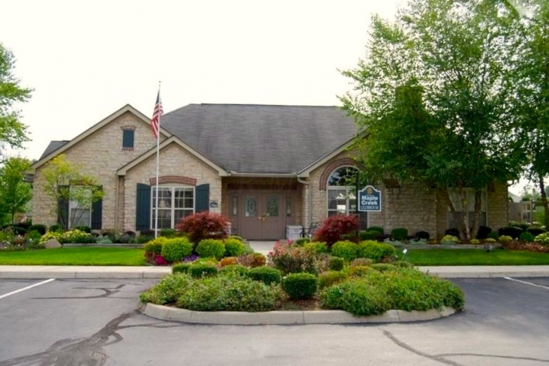 The Villas at Maple Creek - Westerville, OH