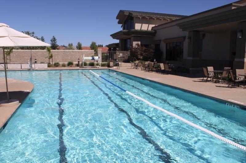 The club at westpark roseville ca for Pool design roseville ca