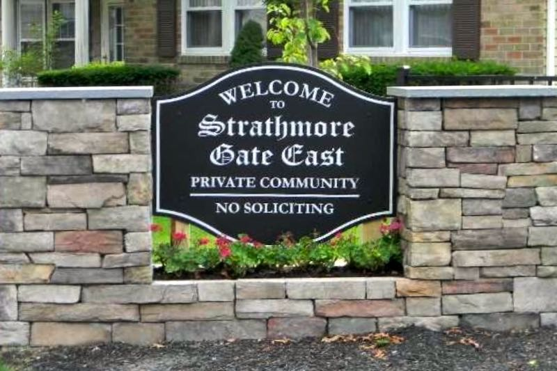 Strathmore Gate East