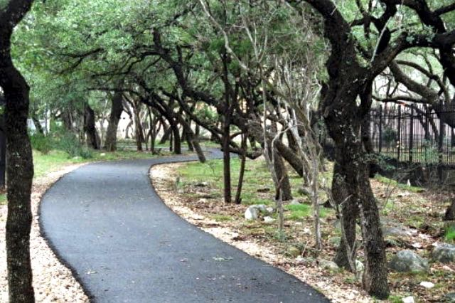 Walking & Biking Trails