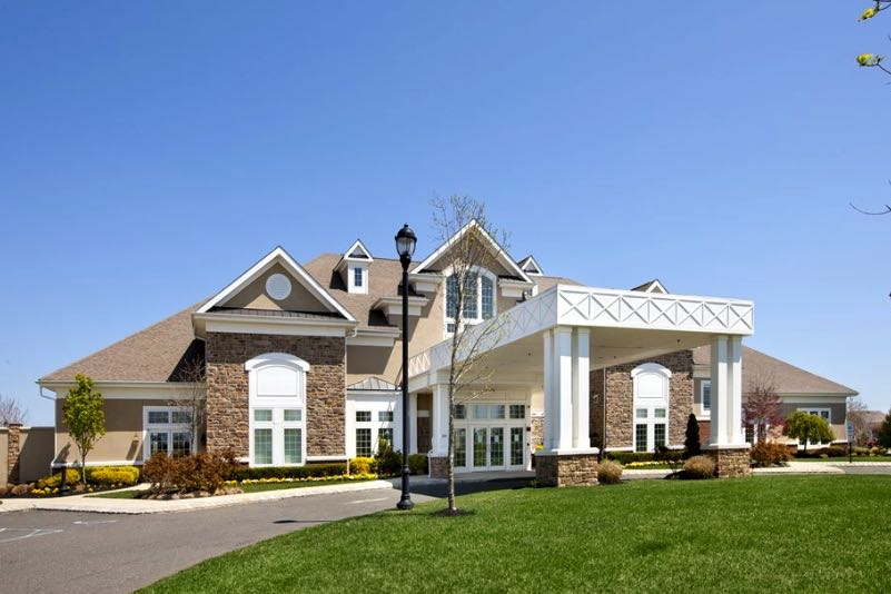The Retreat Clubhouse - 16,000 Sq. Ft.