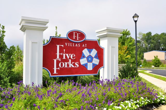 Villas at Five Forks - Williamsburg, VA