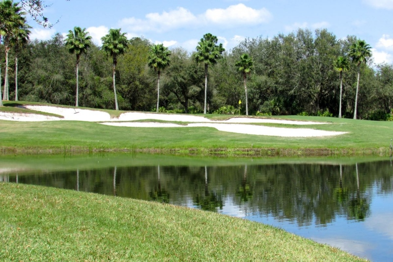 18-Hole Cypress Course