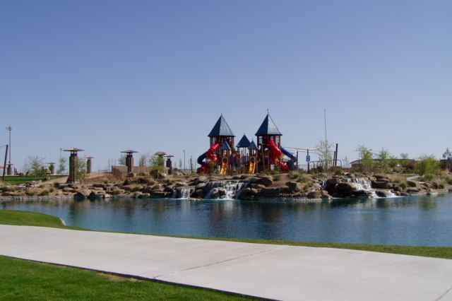 Merrill Ranch Water Park
