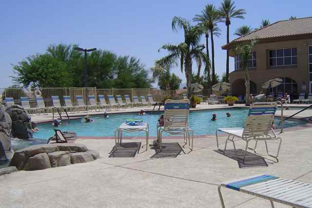 Palm Ridge Center Outdoor Pool