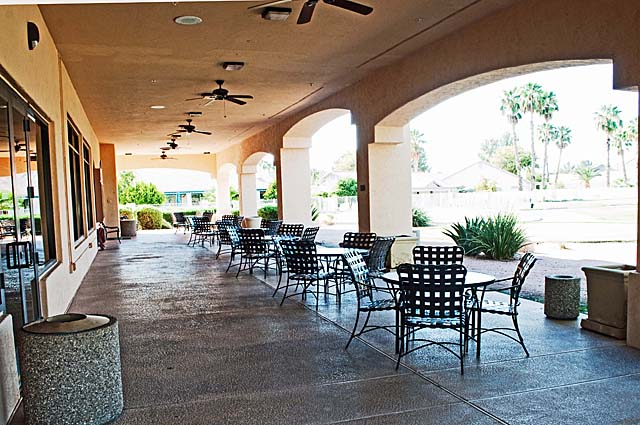 Ironwood Patio