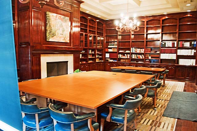 Oakwood Library & Conference Room
