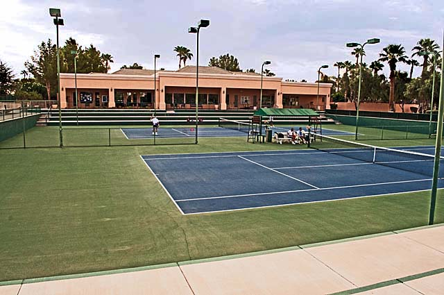 Oakwood Tennis & Fitness Center