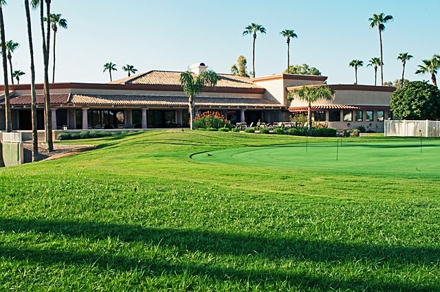 Palo Verde Clubhouse