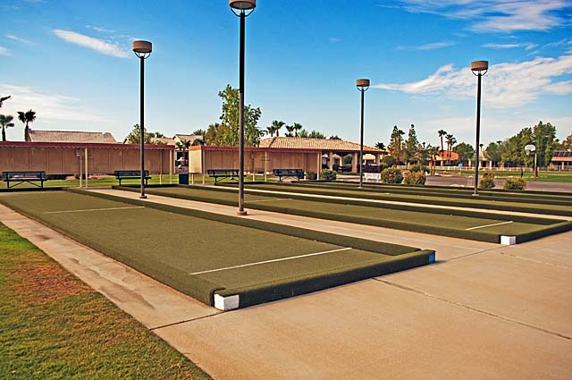Palo Verde Bocce Ball Courts