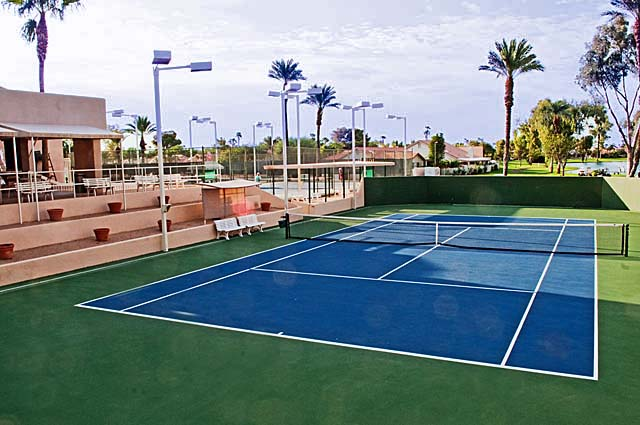 Cottonwood Tennis Courts