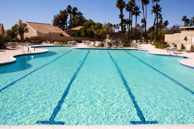 Sun Lakes Country Club  Banning, Ca  55 Places Active -9621