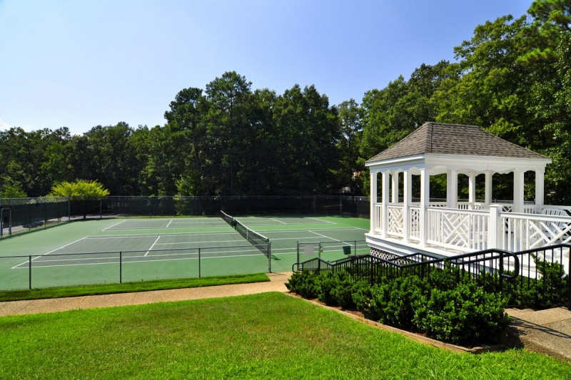 14 Tennis Courts