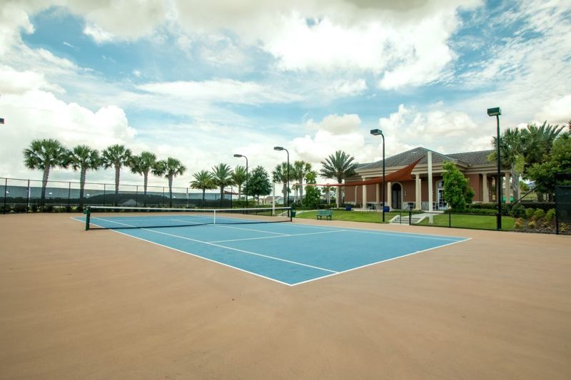 3 Pickleball Courts