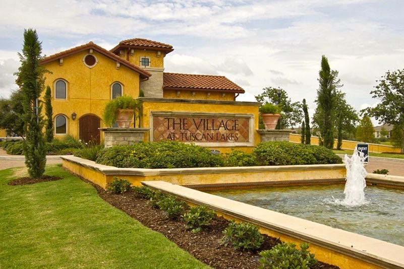 The Village at Tuscan Lakes
