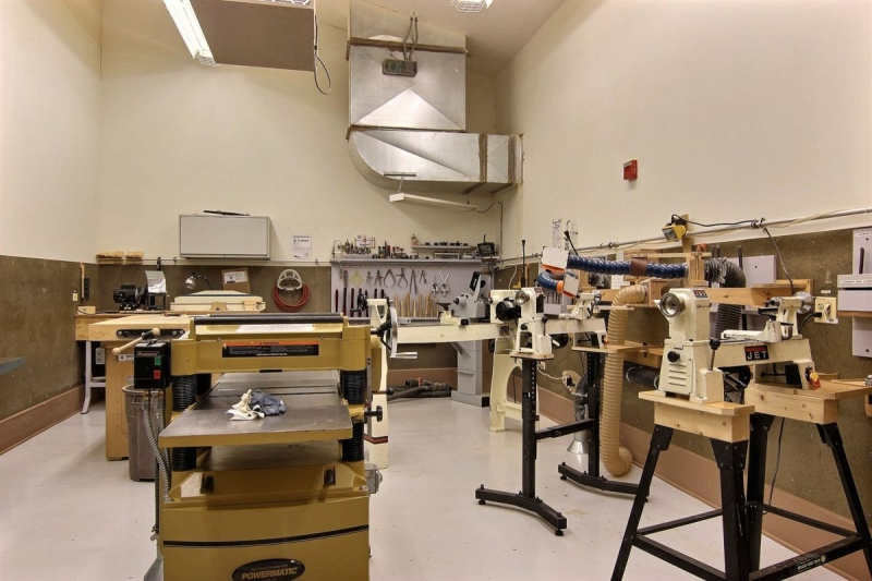 Millgrove Woodworking Shop