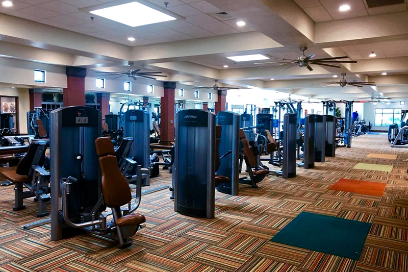 The Pinnacle Fitness Center